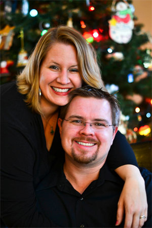 Jonathan and Amanda Fashbaugh
